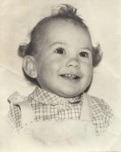 Baby Patrick Dorn