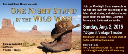 One Night Stand Wild West